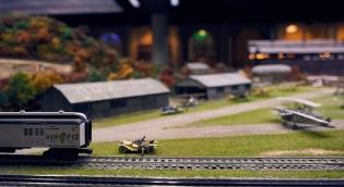 Carnegie Science Center Miniature Railroad